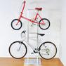 室内自転車スタンド 2台用(アイボリー) 3