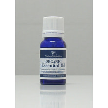 オーガニック エッセンシャルオイル ゼラニウム 10ml