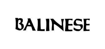 BALINESE(バリニーズシリーズ)