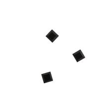 リトルプリティ 3Dスタッズスクエア3mm ブラック LP-8014