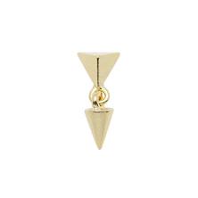 スイングパーツシリーズ Cone 6×15mm ゴールド(A221)