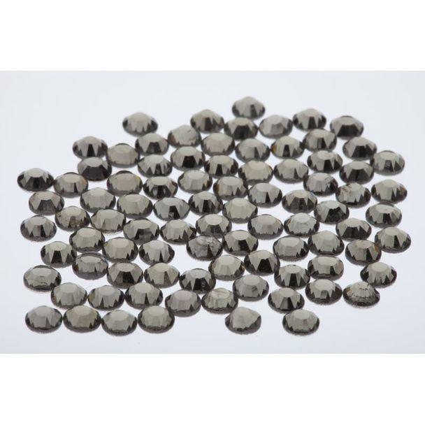 ラインストーン SS8ブラックダイヤモンド 1440P
