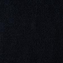 高級パイル地タオル 34x85cm 12枚入り(ブラック)