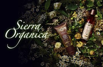 Sierra Organica(シエラ・オーガニカ) ヘアケア