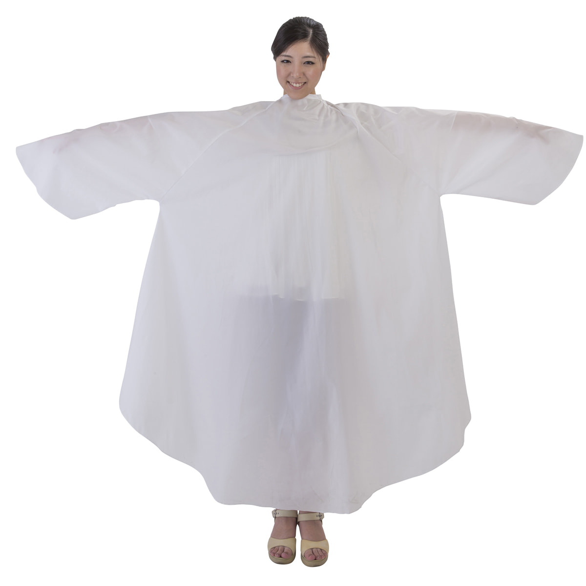 袖付カットクロスBIG(防水&静電気防止仕様)