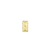 ラフスタッズ ゴールド レクタングル3×1.2mm 287674