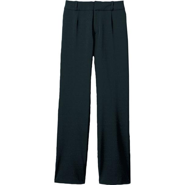 ヒップハングパンツ(ポケット付)WP871-8(7号)(ブラック) 1