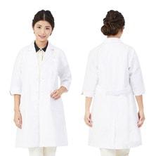 リン デ リン ドクター白衣(七分袖)
