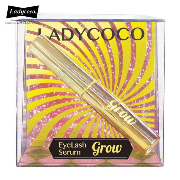 【LADY COCO】アイラッシュセラムグロウ 4.8ml 1