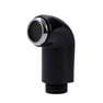 コンパクト泡沫シャワーヘッド ブラック 1